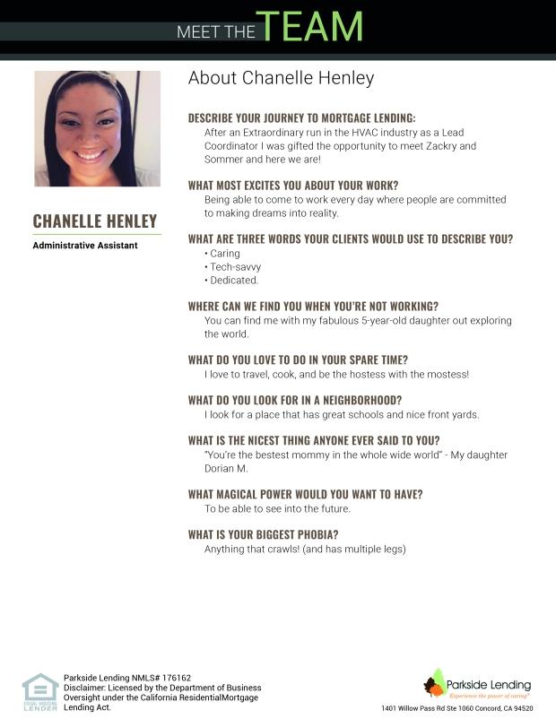 chanelle